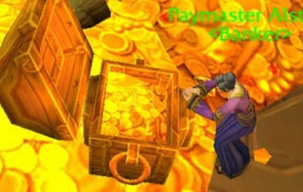 How to store your stuff in World of Warcraft