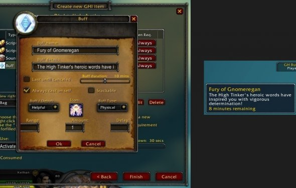 Images - Gryphonheart Items - Addons - Projects - WoW CurseForge
