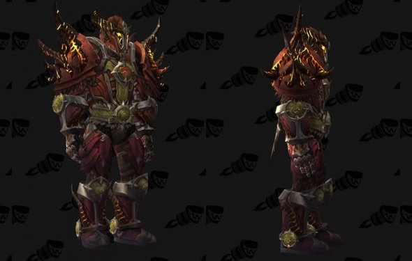 Legion Warrior Spotlight: Tier 19 Armor Models and Artifact Weapon