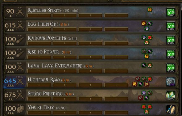 Master Plan - Garrison - World of Warcraft Addons - Curse