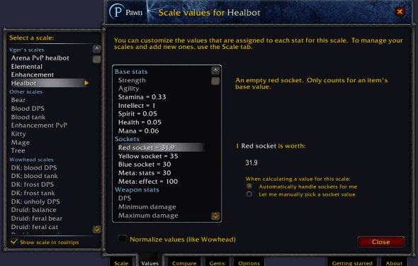 Pawn - Bags & Inventory - World of Warcraft Addons - Curse