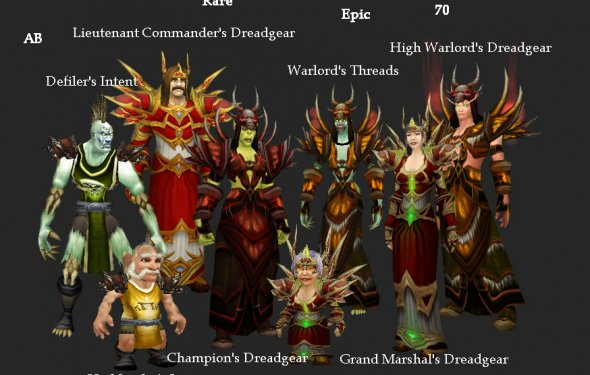 Warlock sets | WoWWiki | FANDOM powered by Wikia