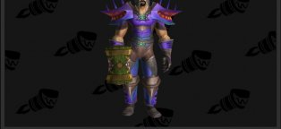 How to transmog gear in wow?
