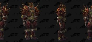Wow warrior gear